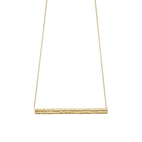 BIANCA NECKLACE - HIGH POLISHED GOLD