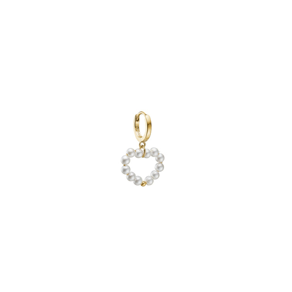 Heart Earring - HIGH POLISHED GOLD