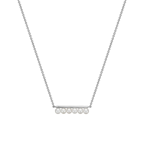 Laura Necklace - SILVER