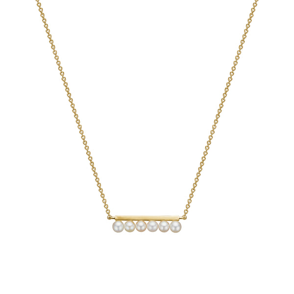 Laura Necklace - HIGH POLISHED GOLD
