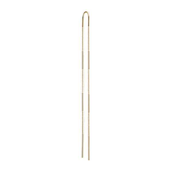 Milo Earring - HIGH POLISHED GOLD