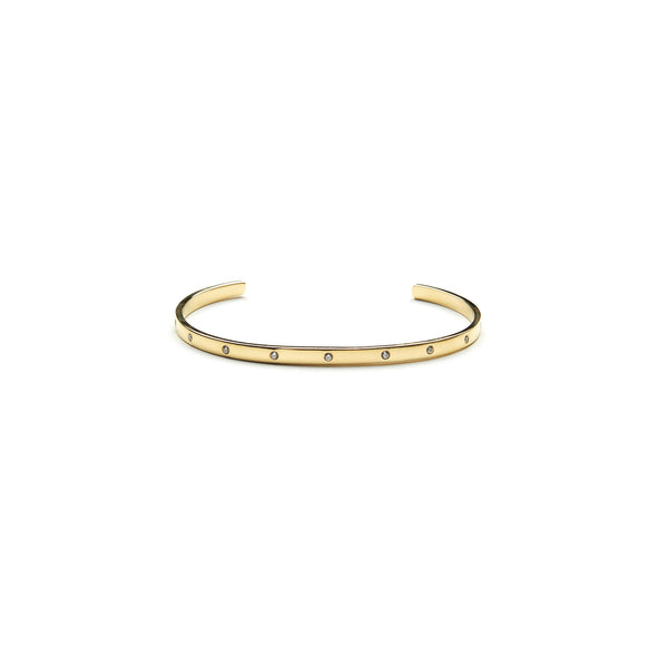 Simply bracelet - HIGH POLISHED GOLD