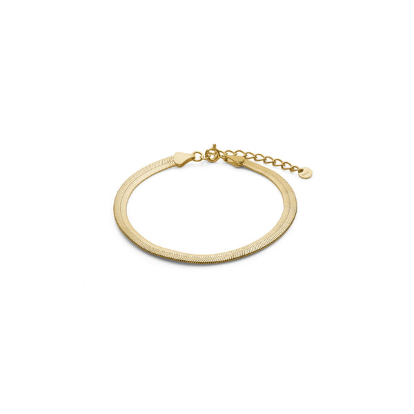 Vera Bracelet - HIGH POLISHED GOLD