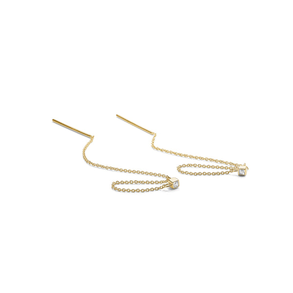 Sophie Earring - HIGH POLISHED GOLD