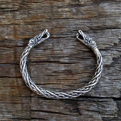 Viking Dragon bracelet (small)