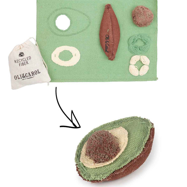 ARNOLD THE AVOCADO DIY