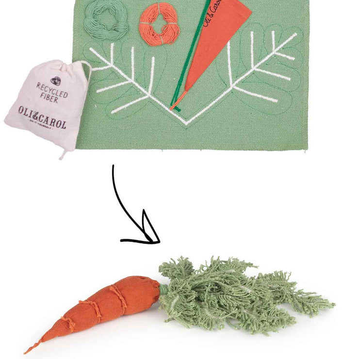 CATHY THE CARROT DIY