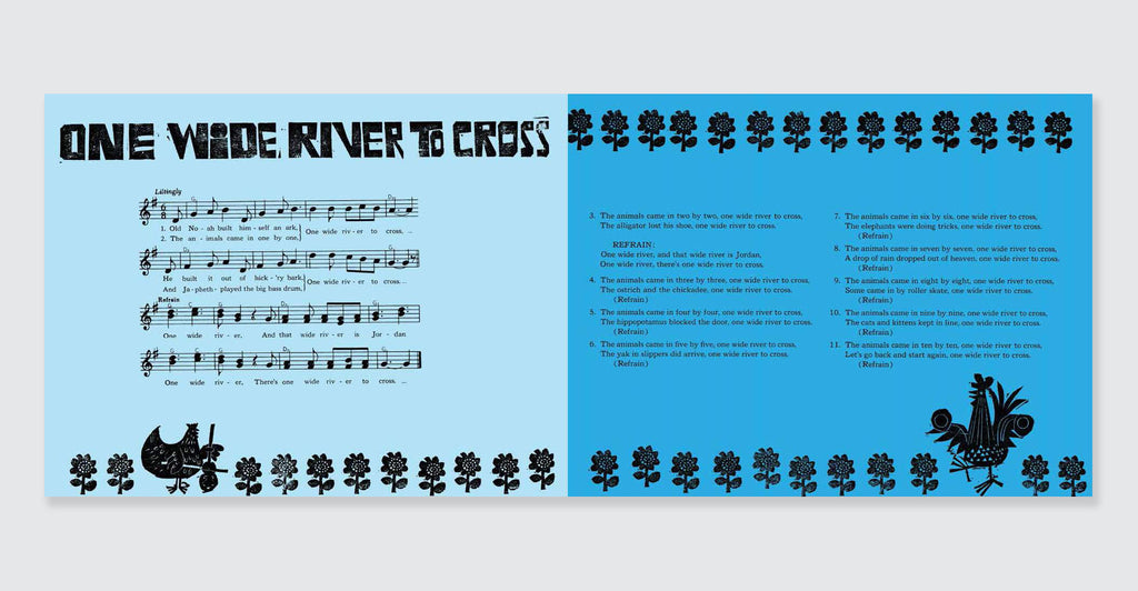 One Wide River To Cross: Spread #7