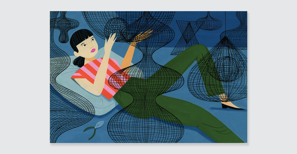 Mid-Century Modern Women in the Visual Arts: Spread #7