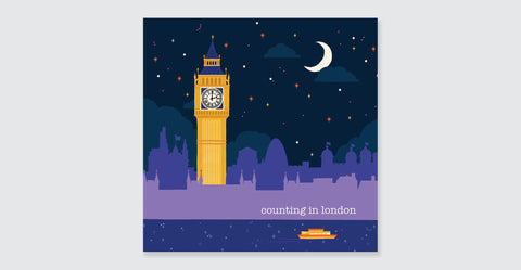 Counting in London