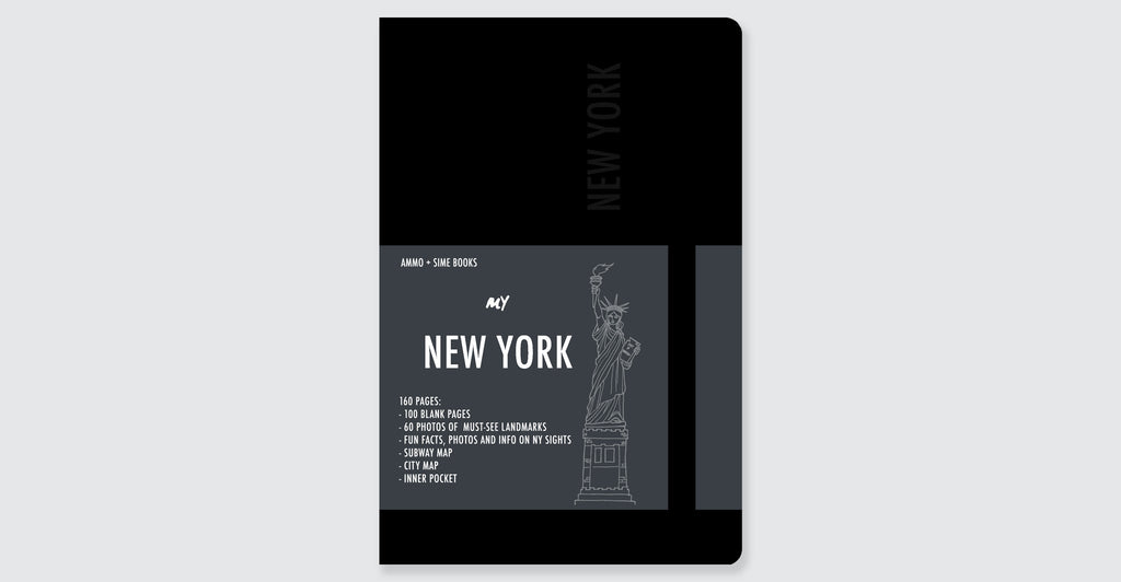 New York Visual Notebooks: Spread #8