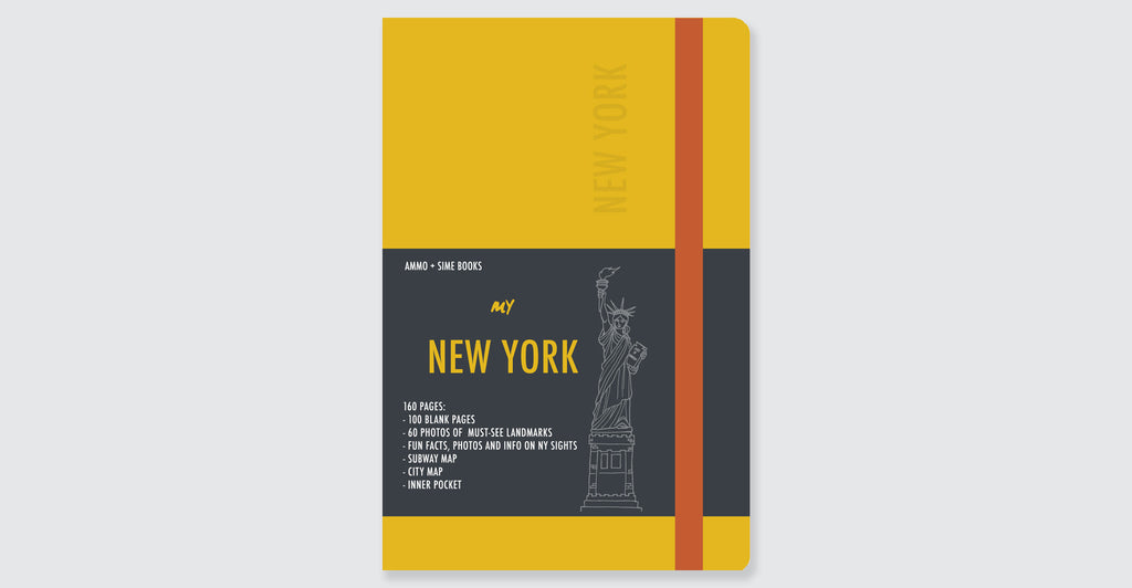New York Visual Notebooks: Spread #11