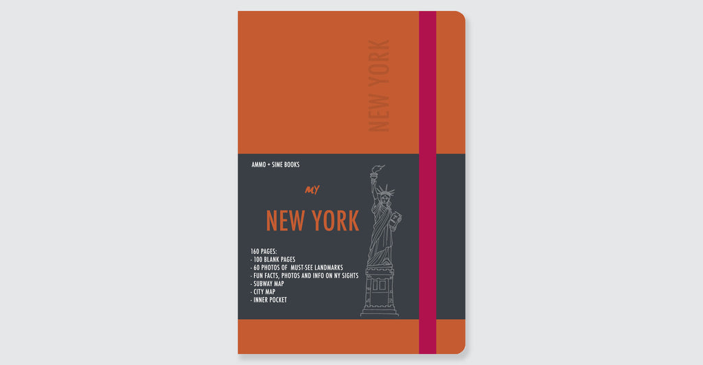 New York Visual Notebooks: Spread #10