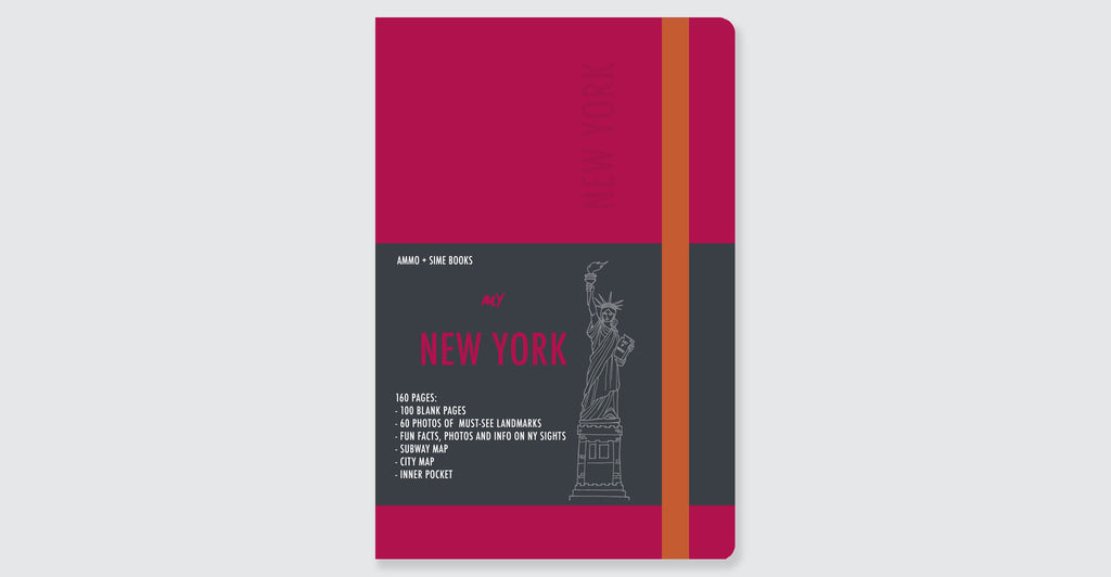 New York Visual Notebooks: Spread #9