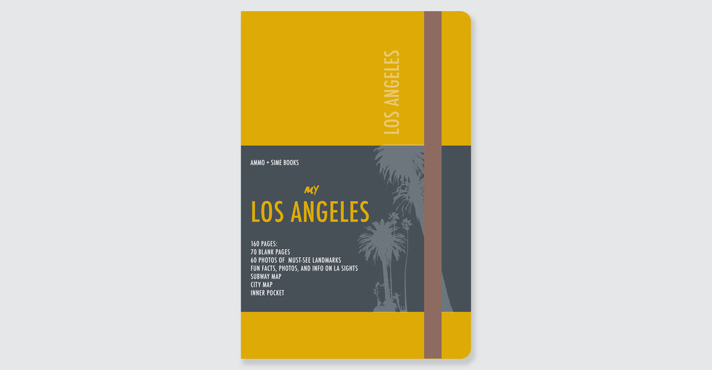 Los Angeles Visual Notebooks: Spread #14