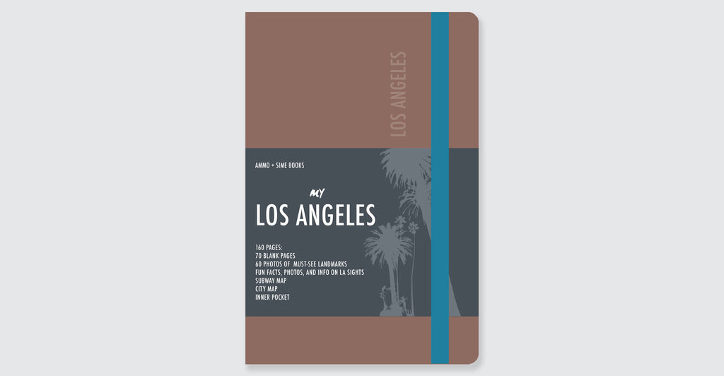 Los Angeles Visual Notebooks: Spread #10