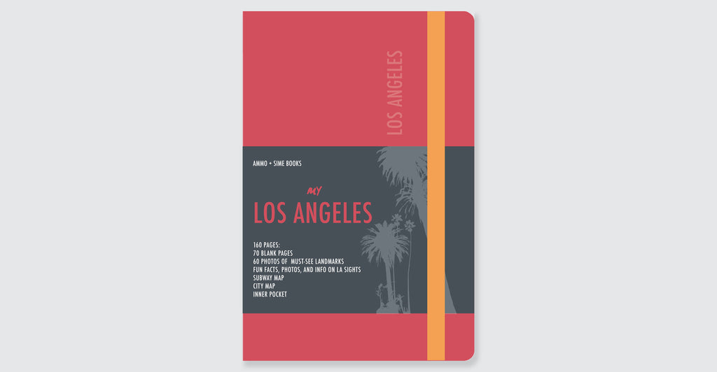 Los Angeles Visual Notebooks: Spread #12