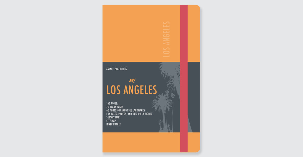 Los Angeles Visual Notebooks: Spread #13