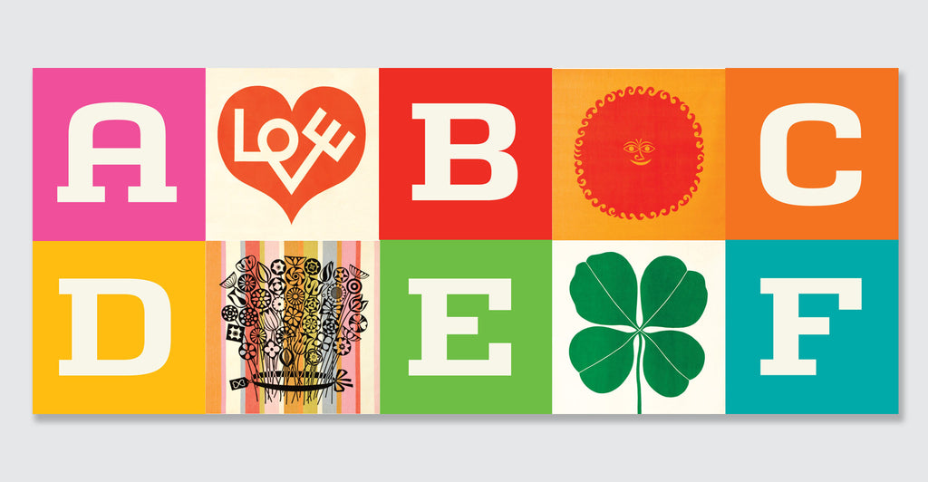 Alexander Girard Blocks: Spread #4