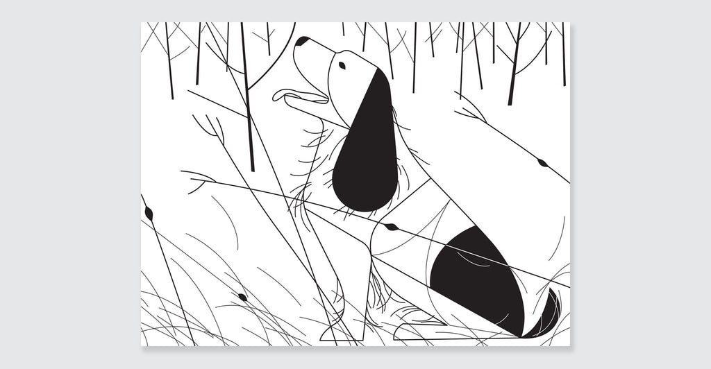 Charley Harper Deluxe Coloring Book: Spread #5