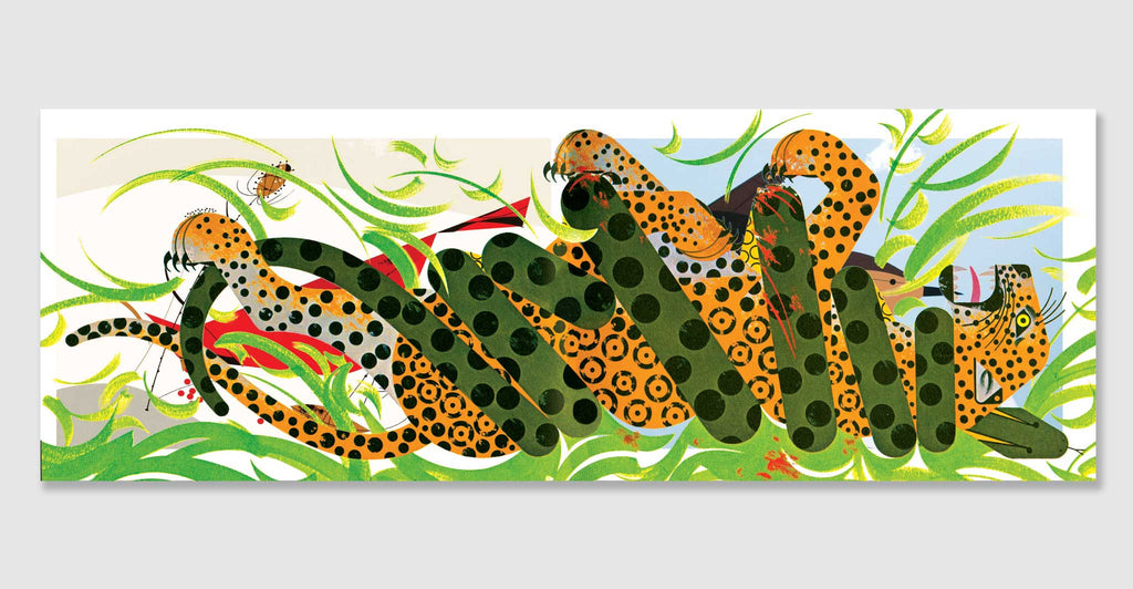 Charley Harper: An Illustrated Life: Spread #6