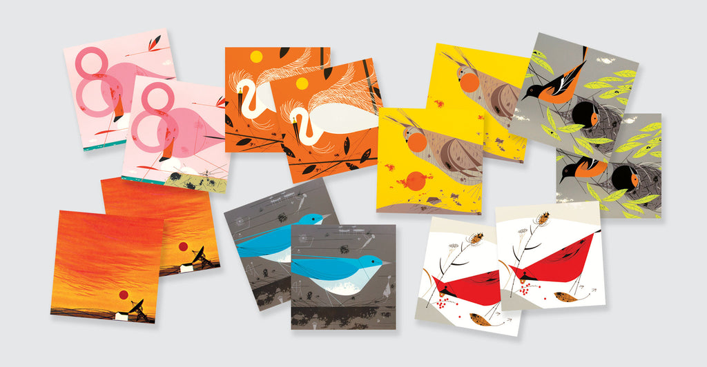 Charley Harper Memory Game: Spread #2