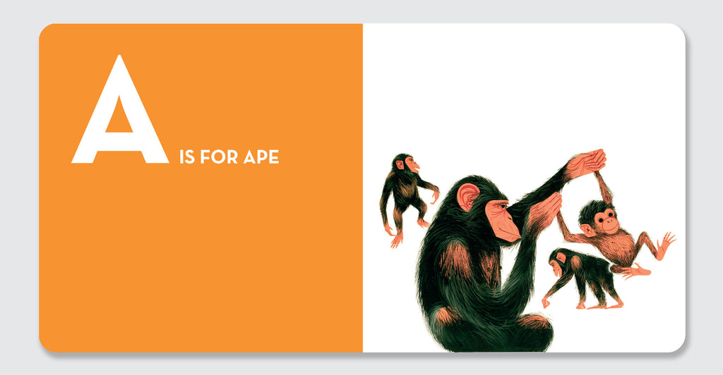 Charley Harper ABCs: Spread #2