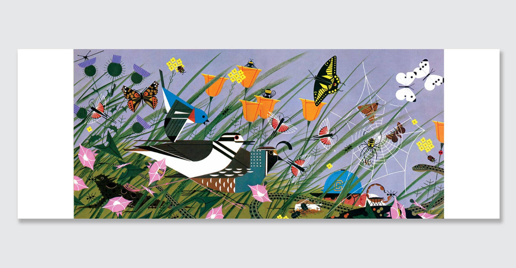 Charley Harper's Animal Kingdom: Spread #7