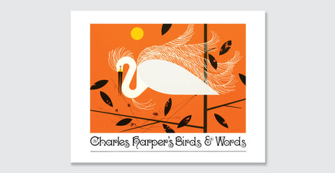 Charles Harper's Birds & Words Anniversary Edition