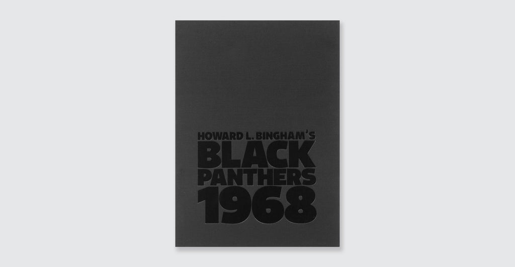 Howard L. Bingham's Black Panthers 1968: Spread #3