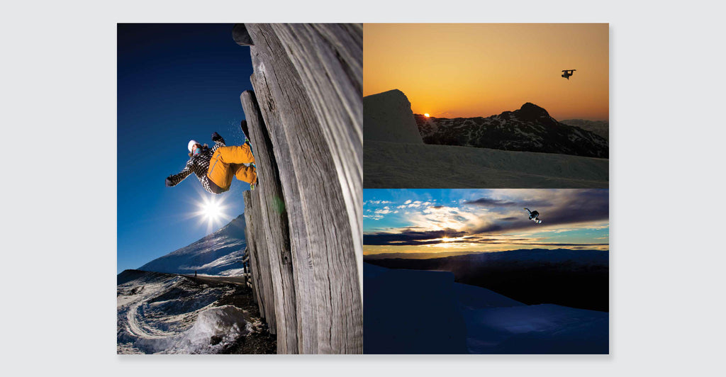 Chasing Epic: The Snowboard Photographs of Jeff Curtes: Spread #9