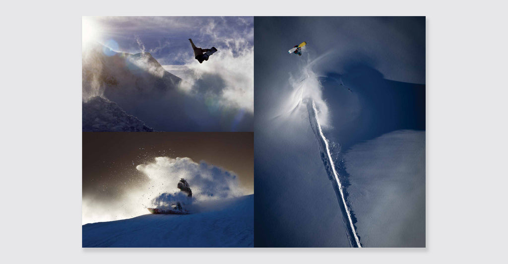 Chasing Epic: The Snowboard Photographs of Jeff Curtes: Spread #7