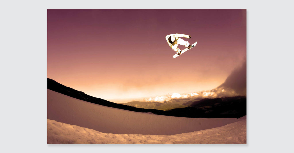 Chasing Epic: The Snowboard Photographs of Jeff Curtes: Spread #6