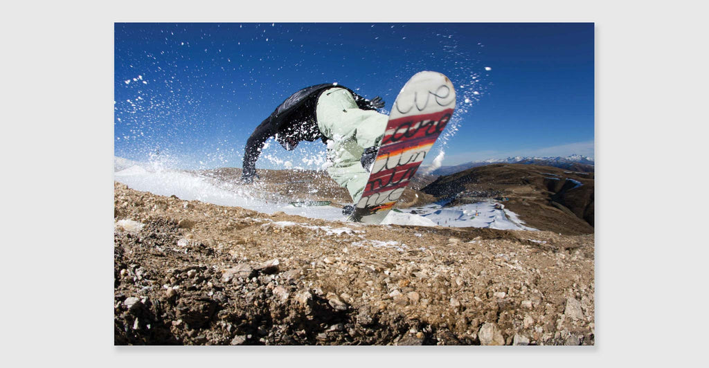 Chasing Epic: The Snowboard Photographs of Jeff Curtes: Spread #5