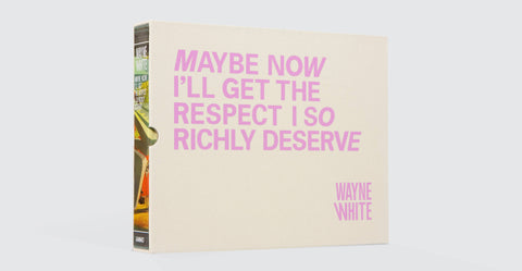 Wayne White: Maybe Now I'll Get The Respect I So Richly Deserve