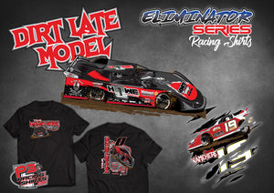 Dirt Late model shirts