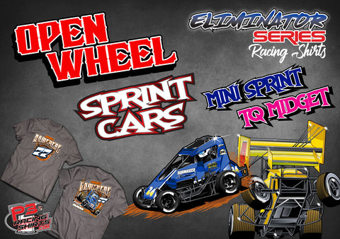 Sprint Car Shirts