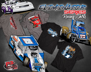 Eliminator Series Custom Racing Shirts