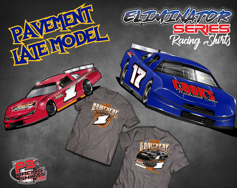 Pavement Late Model Shirt