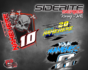 Sidebite Series Custom Racing Shirts