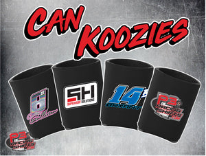 P3- 12oz Can Koozies *6 pack*