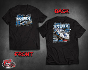 DLM 02 Dirt Late Model Tshirt