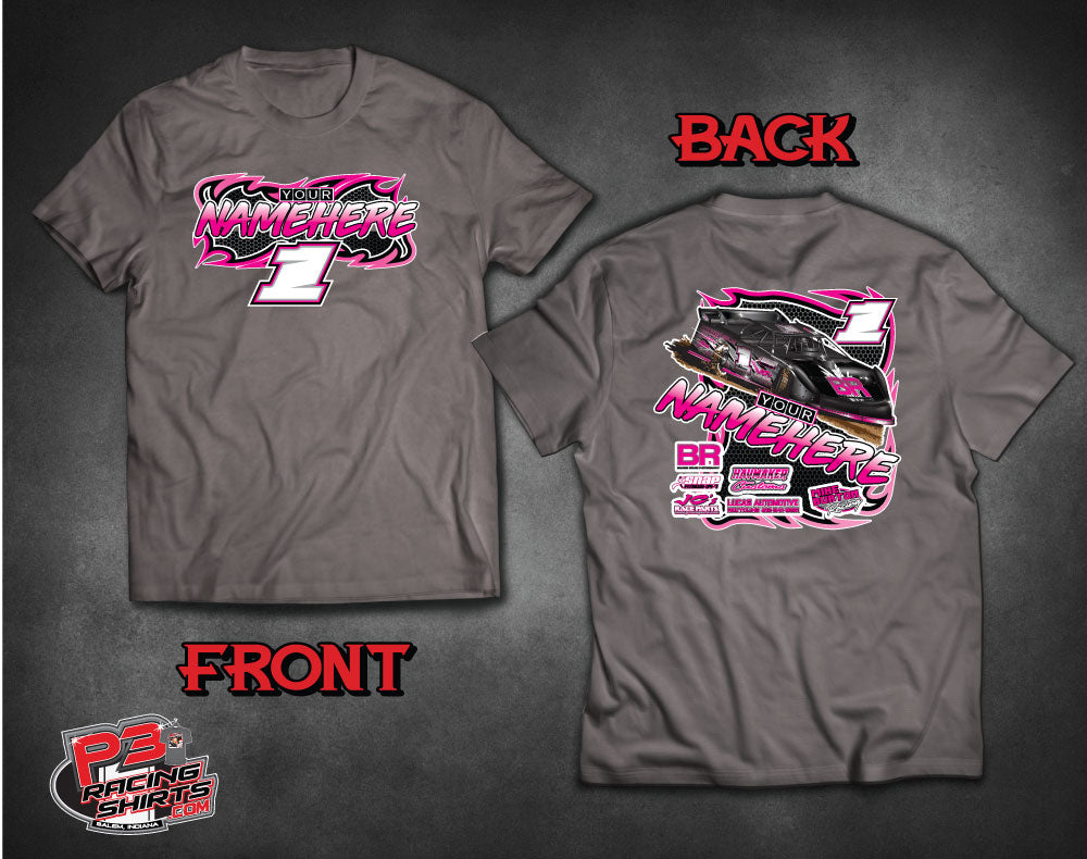 DLM 04 Dirt Late Model Tshirt