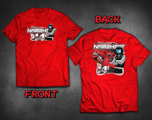 DLM 05 Dirt Late Model Tshirt