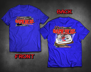 DLM 07 Dirt Late Model Tshirt