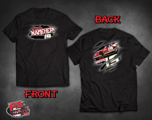 DLM 08 Dirt Late Model shirt