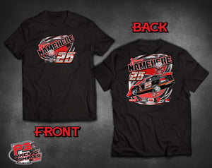 DLM 09 Dirt Late Model shirt