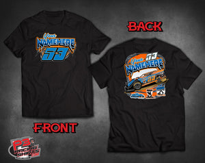 DLM 10 Dirt Late Model shirt
