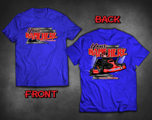 KAR 08 Kart Racing shirt