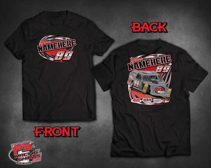 MOD 07 Modified Racing shirt